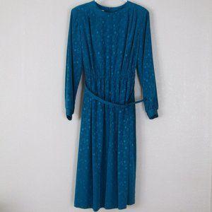 Vintage Hal Hardin Dreamy Dress